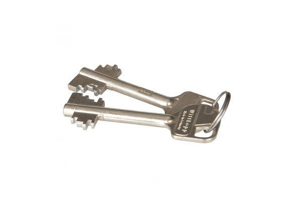 sleutels wittkopp