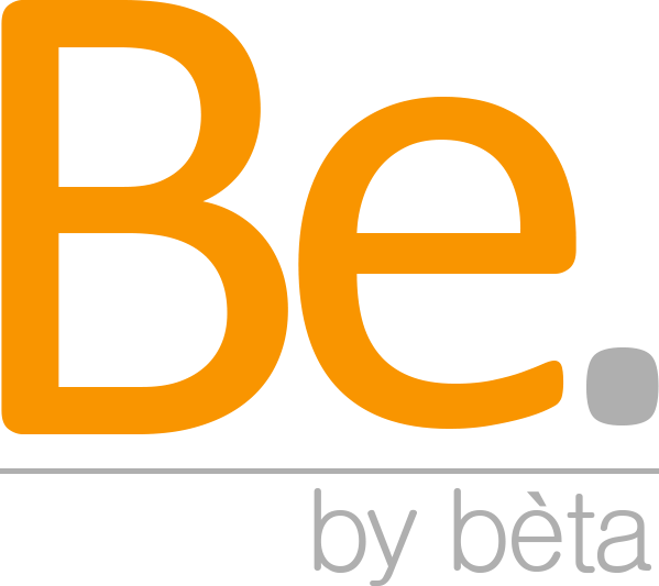 Be by Beta Logo