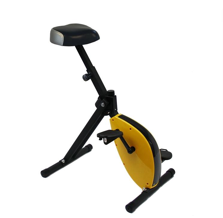 Deskbike Geel - Zwart