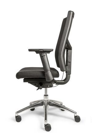 Bureaustoel Quadro 787 Comfort Edition 4