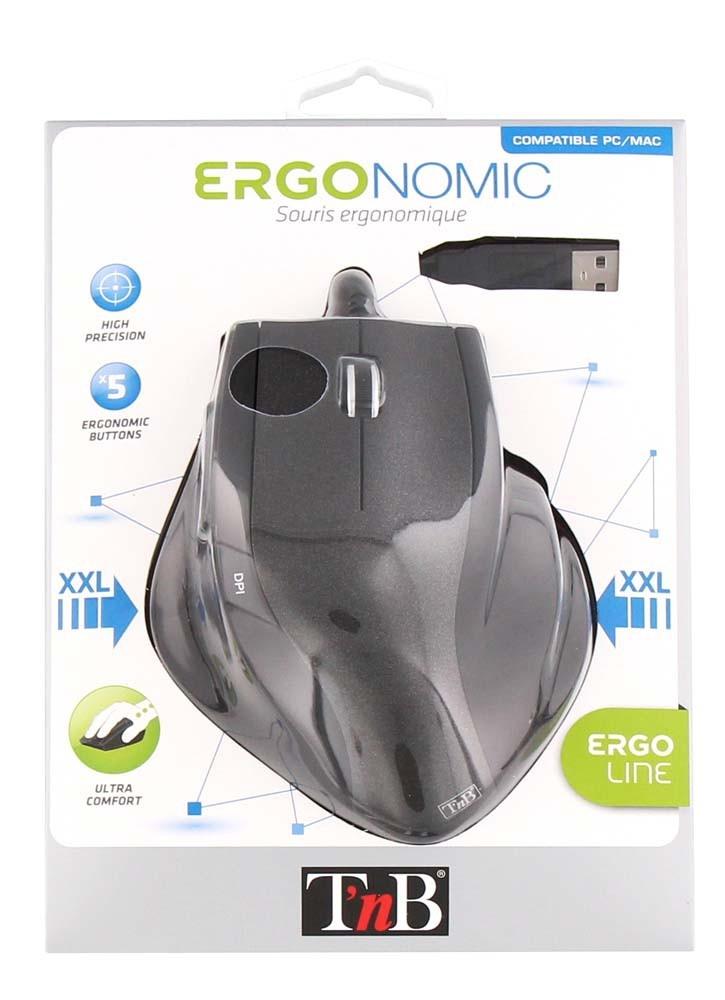 Desq Ergo Line Ergonomische muis verpakking