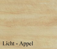 Markant Licht Appel
