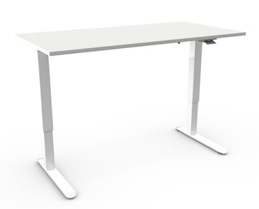 UPdesk Air Wit/Wit