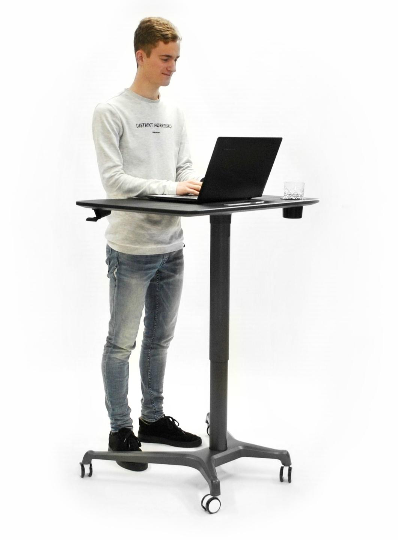 Single Leg Desk werkplek