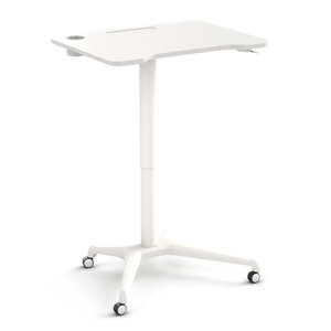 Single Leg Desk Wit