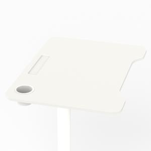 Single Leg Desk Wit 3