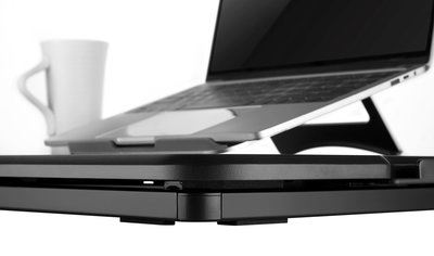 Ultra Slim Mini Desk detail