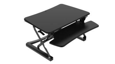 UPdesk XL zwart