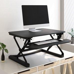 UPdesk XL zwart 2