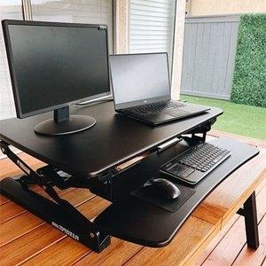 UPdesk XL zwart 3