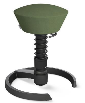 Swopper Frame Zwart Microvezel Groen