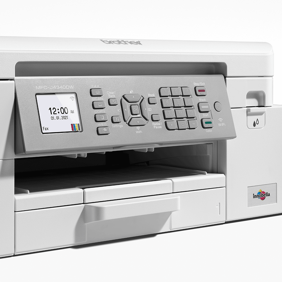 Brother Mfc J 4340dw Draadloze All In One Inkjet