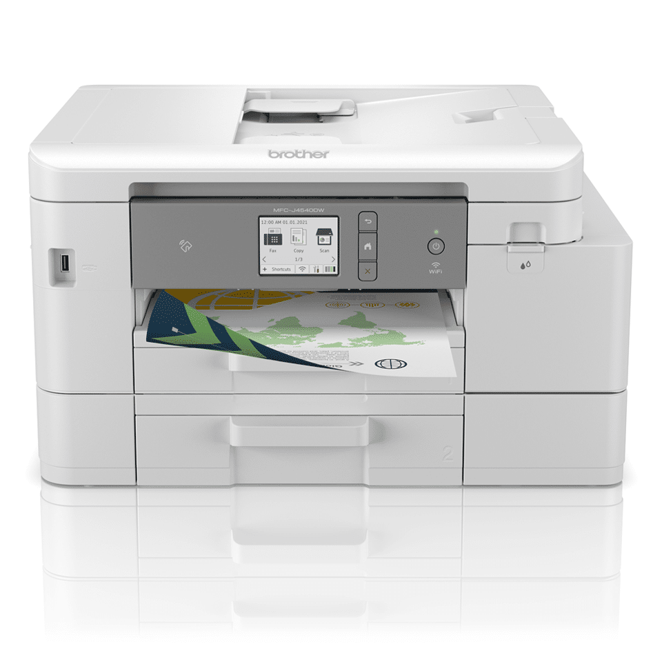 Brother Mfc J4540dw Draadloze All In One Inkjet