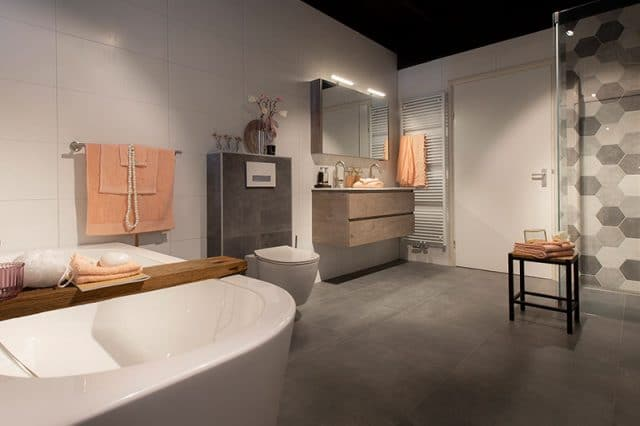 Moderne Badkamers 1