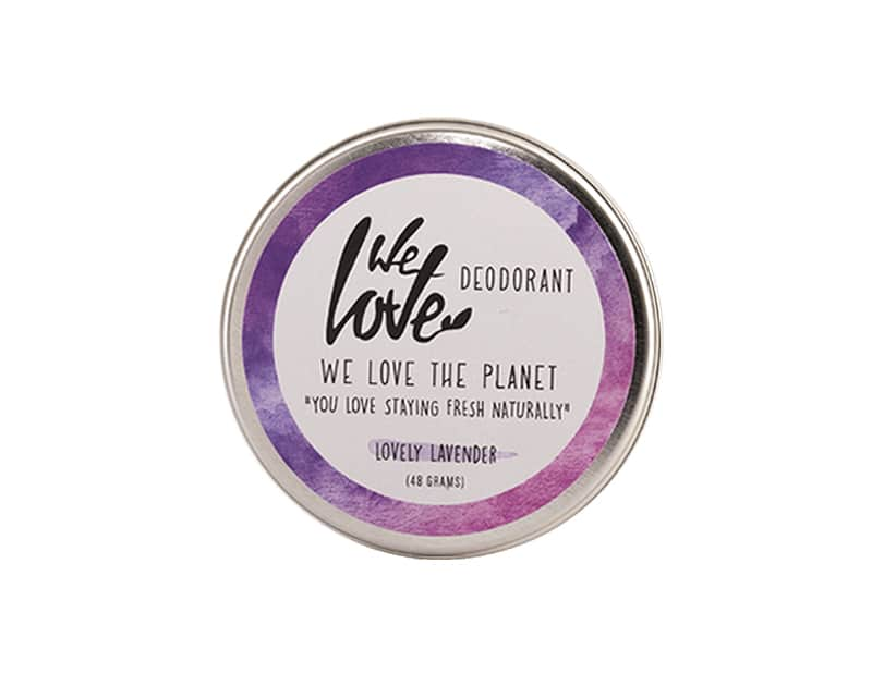 100 Naturally deodorant lovelylavender