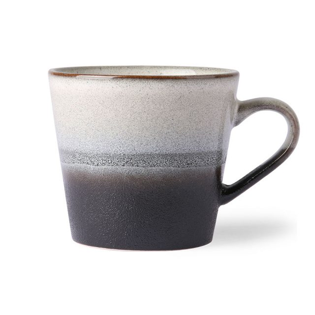 Ceramic Cappuccino Mug Rock