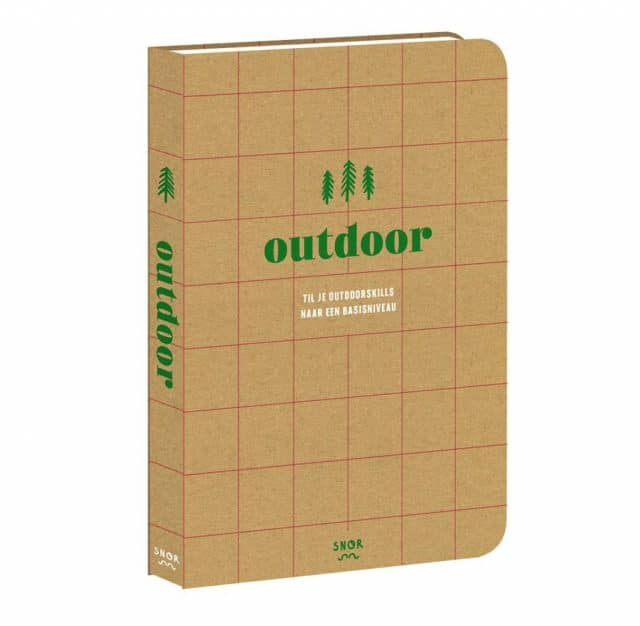 Outdoor survival in the wilderness