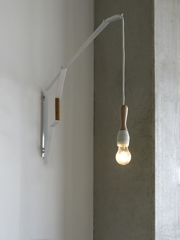 Serax wall lamp studio simple size including matching fitting