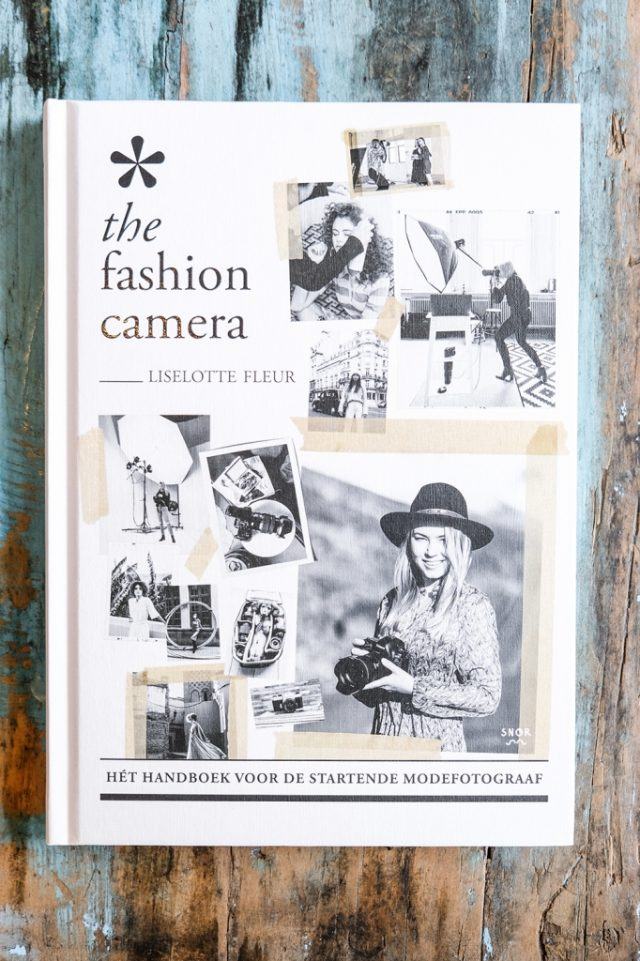 Thefashion camera book