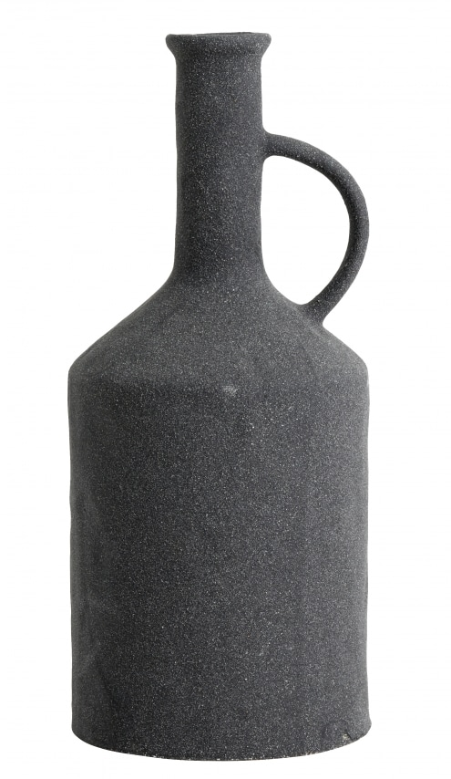 Eldey Carafe Earthenware Gray