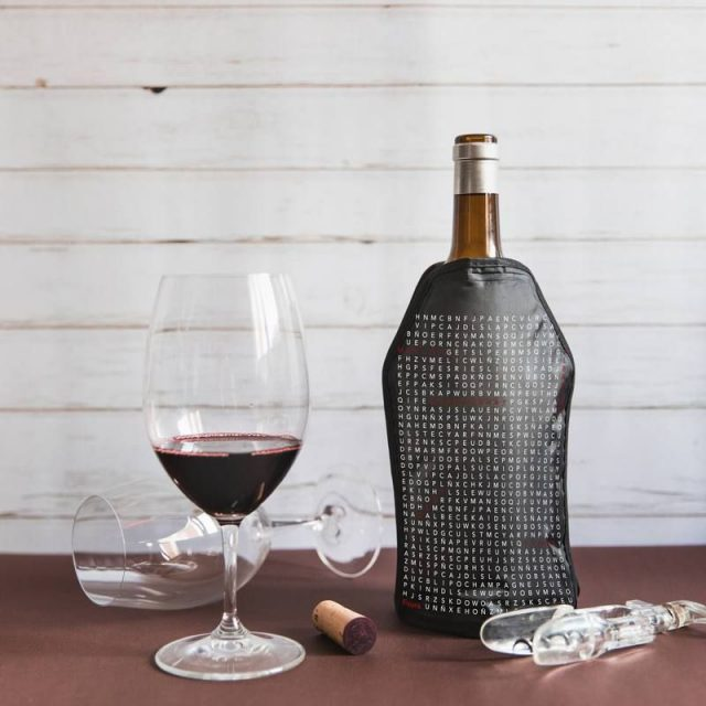 Wine cooler Fisura Text