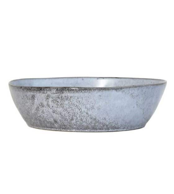 Hk Living Bowl Gray Ceramic Large 27x27x76cm32