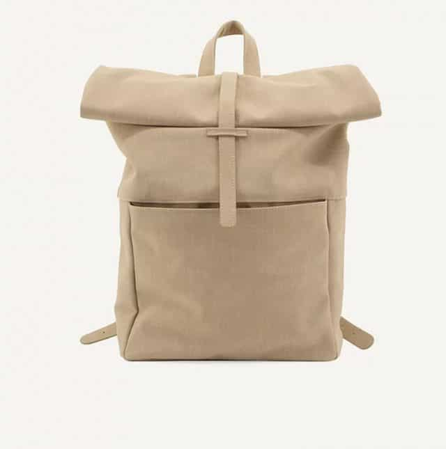 Monk Amp Anna Herb Backpack Sea Shell