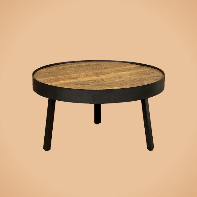 Renew Coffeetable Round Hf0033 Meubelcity