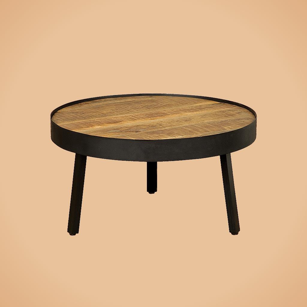 Renew Coffeetable Round Hf0033 Meubelcity