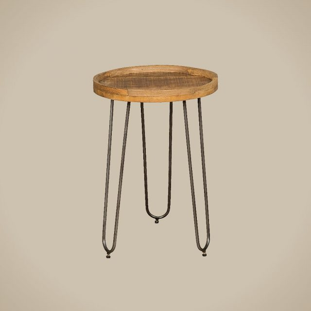 Renew Endtable Round Hf0010 Meubelcity
