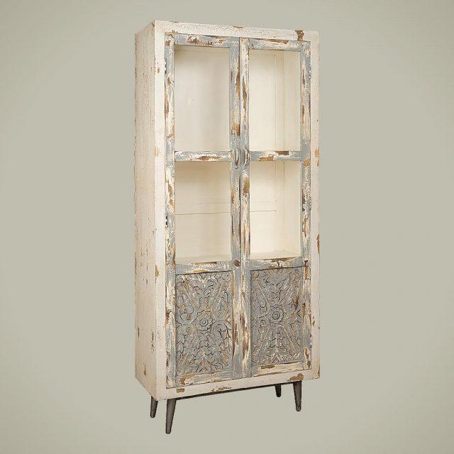 Renew Glass Cabinet Km11953 Meubelcity