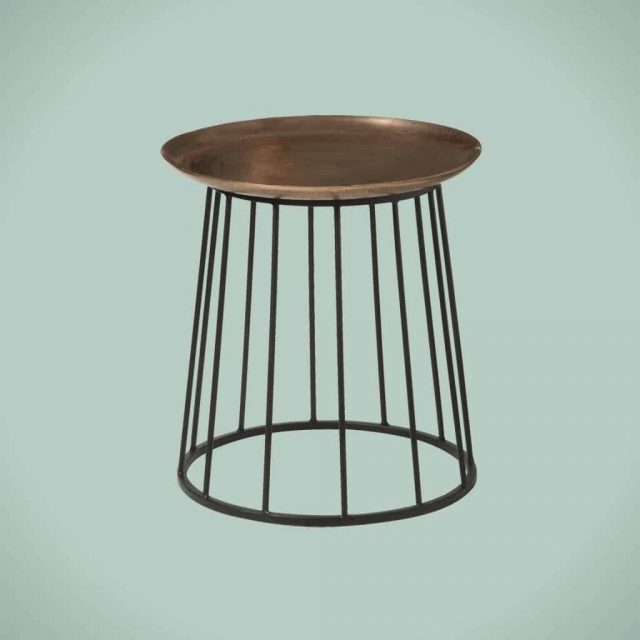 Renew Sidetable Round Mg8663a Meubelcity