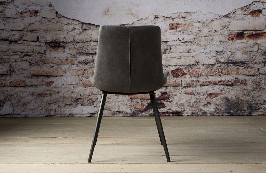 Nc 0095 Almeria Sidechair Fabric Antracite A