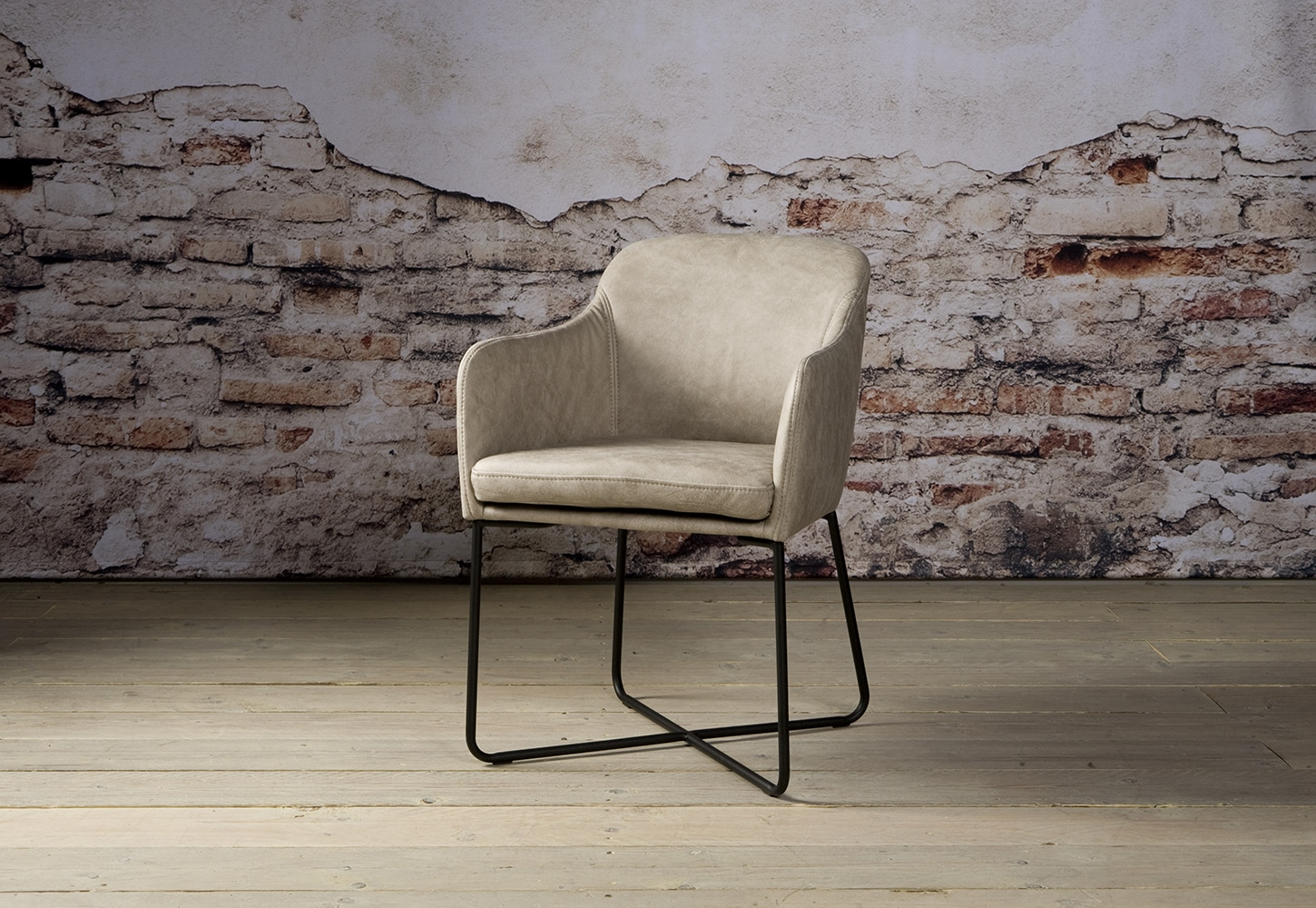 Nc 0105 Albufera Armchair Light Grey V