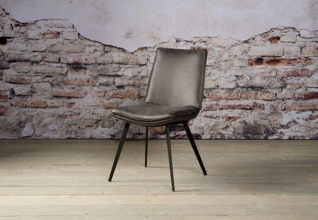 Nc 0116 Pamplona Sidechair Fabric T Antracite V