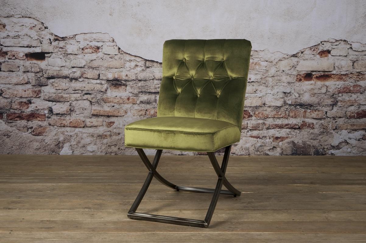 Tx 0055 Bolton Sidechair Groen 500 V