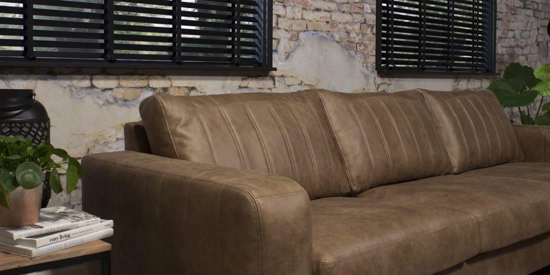 Urbansofa Ryan Loungebank Detail