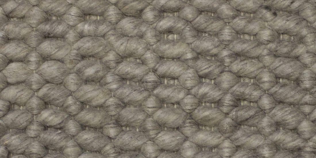 Urbansofa Vloerkleed Shantra Wool Honeycomb Close Up