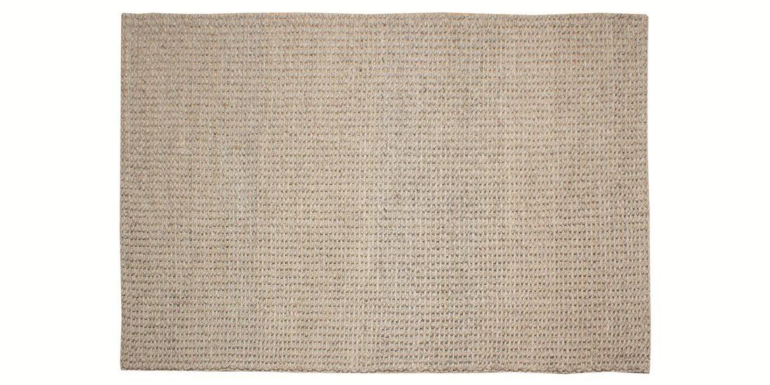 Urbansofa Vloerkleed Shantra Wool Honeycomb Liggend