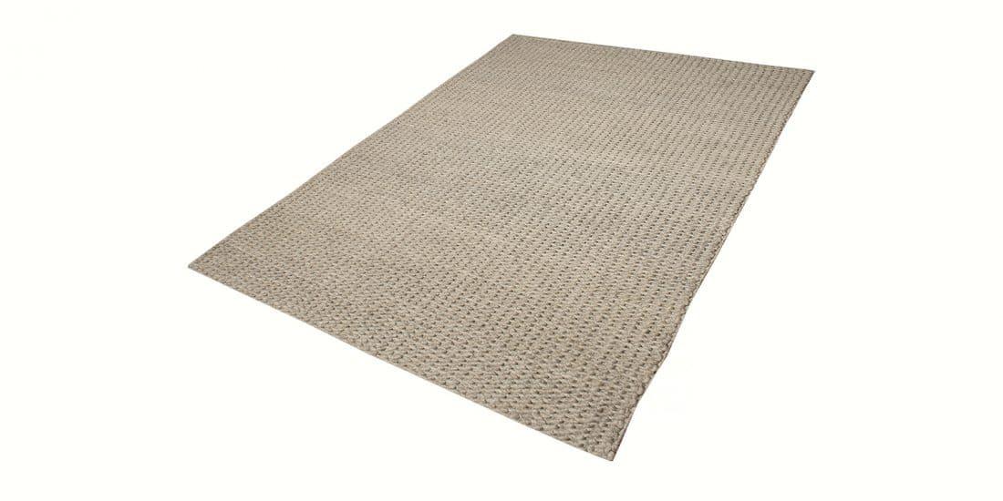 Urbansofa Vloerkleed Shantra Wool Honeycomb Schuin