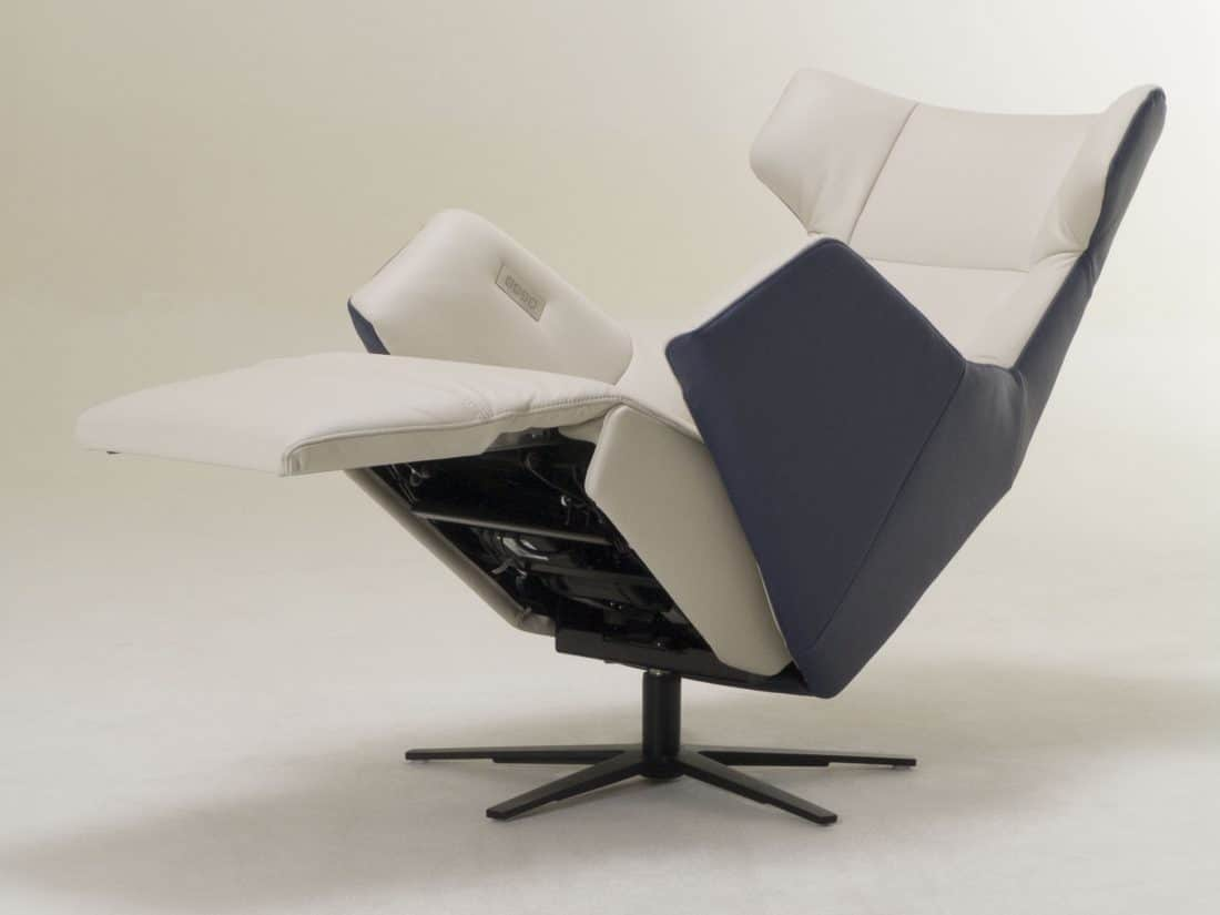 Relaxfauteuil Twice Tw134