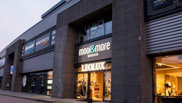 Mooi & More bedrijfspand