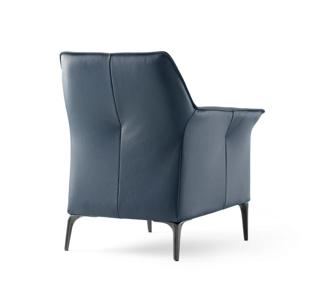 Leolux Mayuro Leather Blue 0001 Scaled