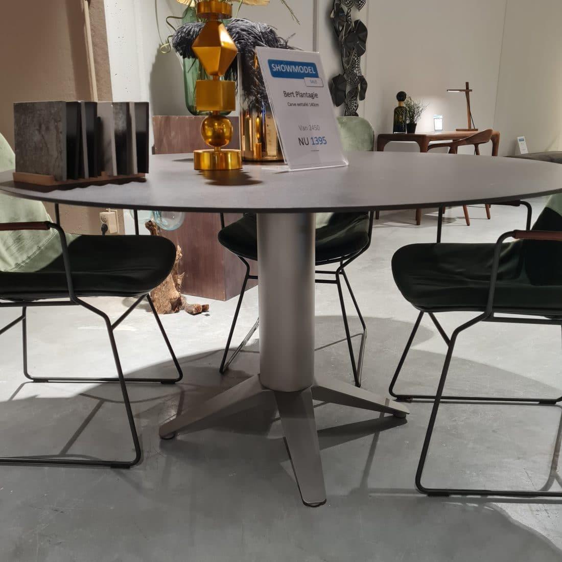 Bert Plantagie Carve Eettafel