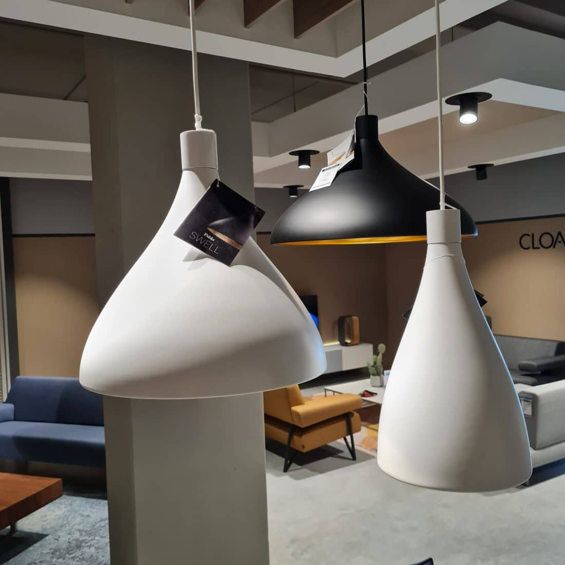 Swell Hanglampen