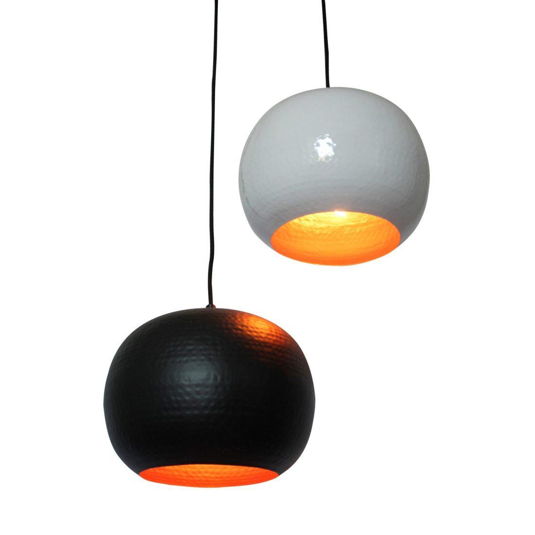 Hanglamp Artisan Xl Zwart