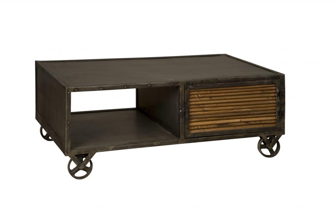 Salontafel Wagon