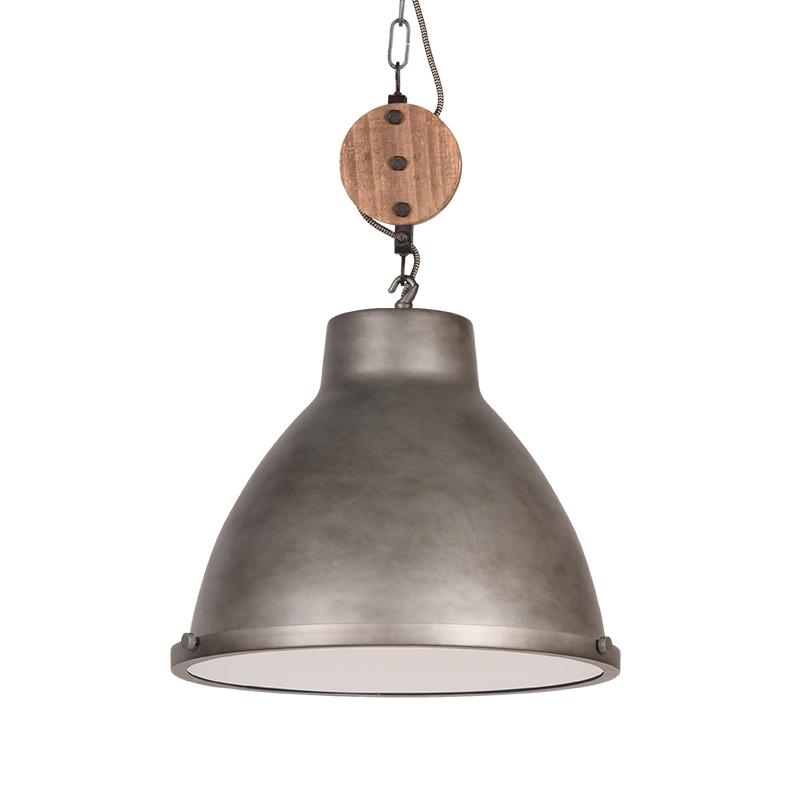 Label51 8211 Hanglamp Dock 8211 Burned Steel 8211 42 Cm