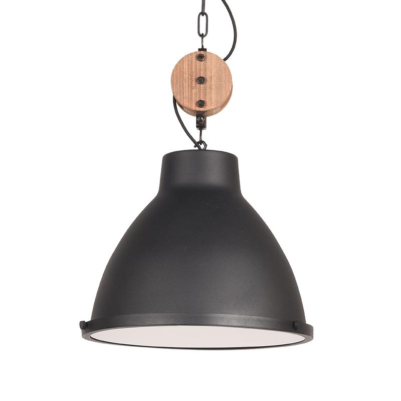 Label51 8211 Hanglamp Dock 8211 Zwart 8211 42 Cm
