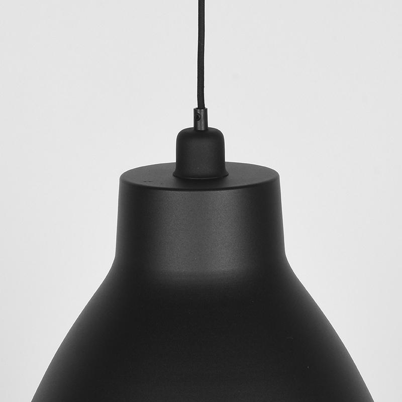 Label51 8211 Hanglamp Dome 8211 Zwart 42 Cm